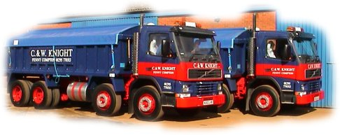 Picture of Cw Knight lorries